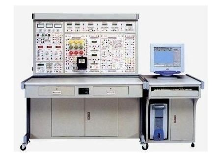 提供基尔霍夫定律(可设置三个典型故障点)、叠加原理(可设置三个典型故障点)、戴维南定理、诺顿定理、二端口网络、互易定理、R、L、C串联谐振电路(L用空心电感)、R、C串并联选频电路及一阶、二阶动态电路等实验。各实验器件齐全,实验单元隔离分明,实验线路完整清晰,验证性实验与设计性实验相结合。 2、YLDG-04交流电路实验箱 提供单相、三相负载电路、日光灯、变压器、互感器及电度表等实验。负载为三个完全独立的灯组,可连接成Y或两种三相负载线路,每个灯组均设有三个并联的白炽灯罗口灯座(每组设有三个开关控制三个负