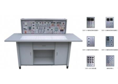 接触器联锁异步电机正反转控制实验指导书