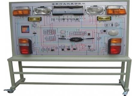 简单电路示教板