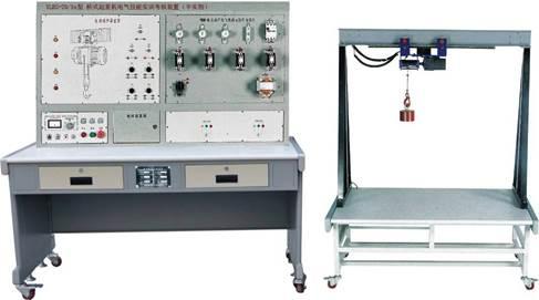 桥式起重机电气技能实训考核装置