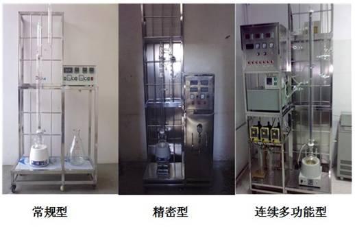 常减压玻璃精馏塔配件及规格-上海育联公司